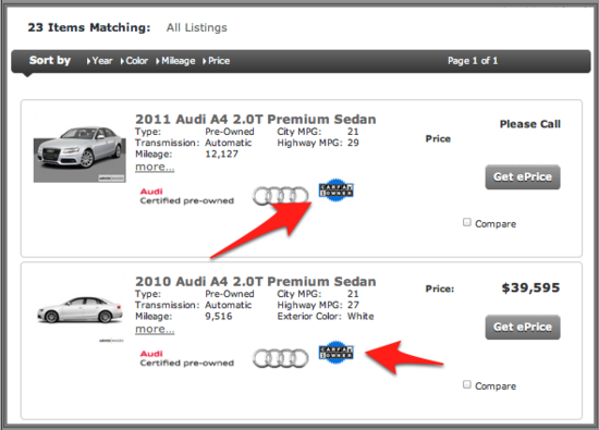 Get A Free Carfax Before Buying That Used Car Anthrocode
